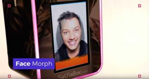 Face morphing feature