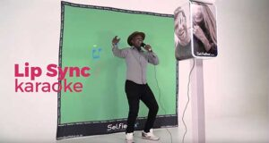 Lipsync Karaoke photobooth