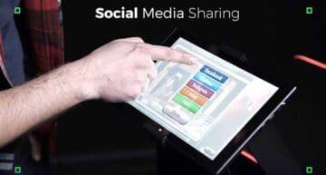 Social Media SMS Photobooth